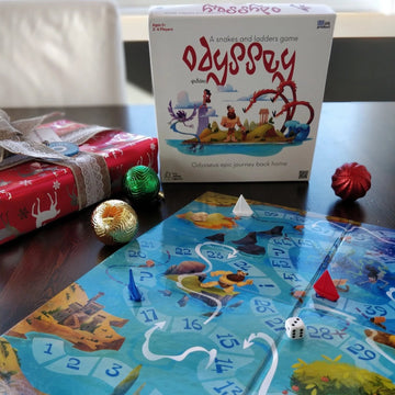 Odyssey: A Board Game Inspired by Greek Mythology