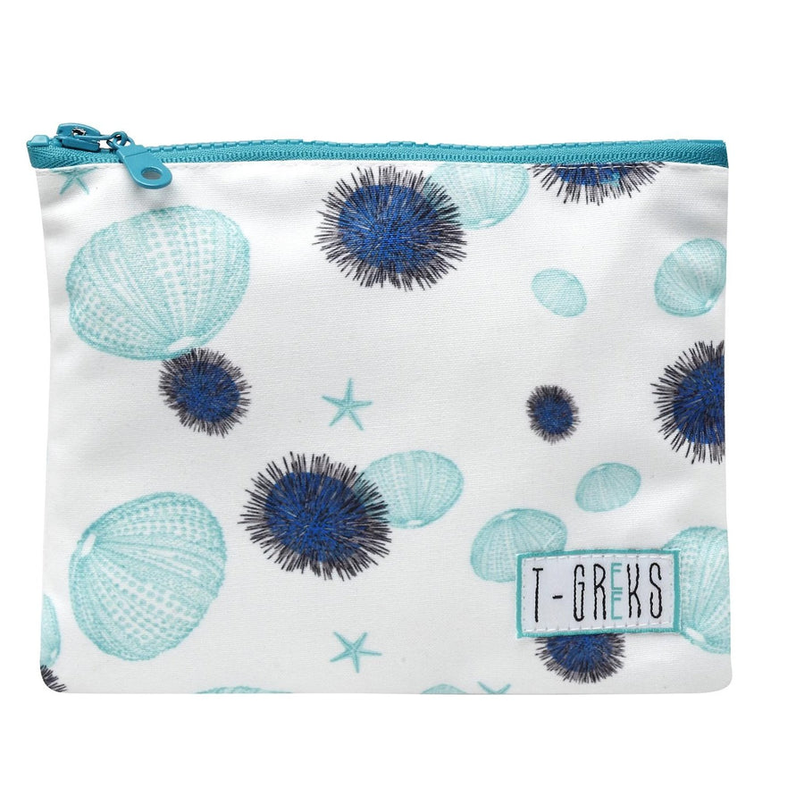 Sea Urchin (Achinos) Waterproof Pouch Bag