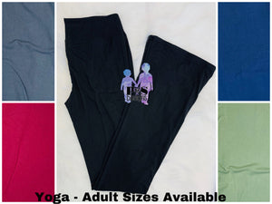 Waterprint Yoga - FOUR COLORS*