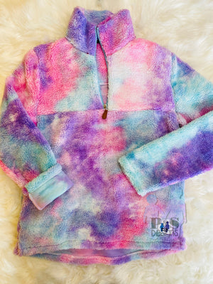 Sunset Candy Sherpa