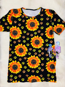 Adopt Sunflowers Tee