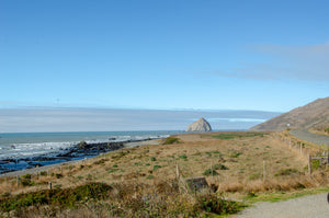 Mattole Valley: Amazing views in the most remote and undeveloped portion of the California coast