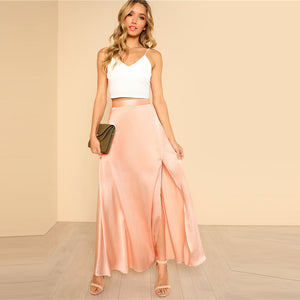 The Peachy Mid Waist