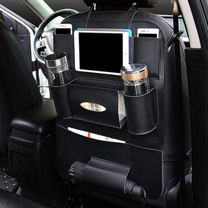 Car Seat Back Storage Bag Backseat Pockets Organizer