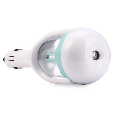 Image of Car Aroma Diffuser 12V Steam Air Humidifier