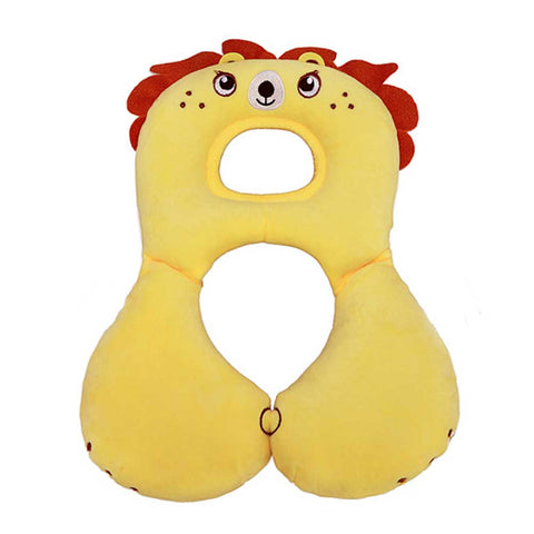 Cartoon Animal 1-4Y Baby Shaping Pillow Infant Car