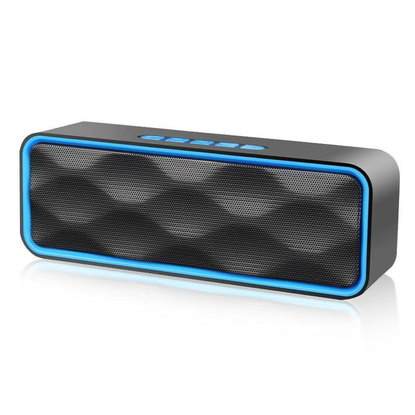 Bluetooth Outdoor Portable Stereo Speaker HD Audio