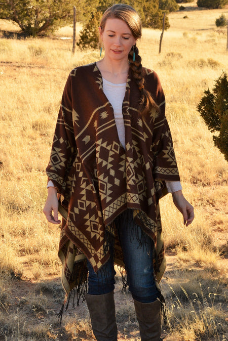 Santa Fe Cardigan with Fringe