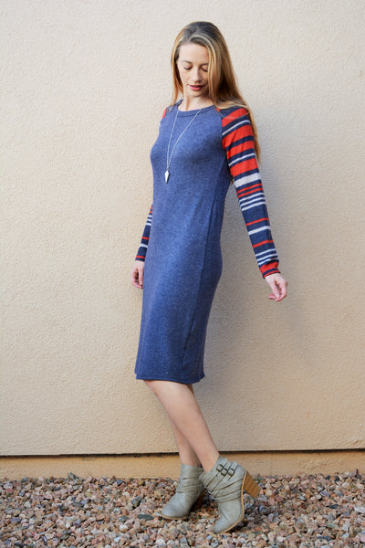 Bella Super Soft Knit Dress