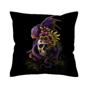 Bundle - SnM™ - The Monster Throw Pillow Cover