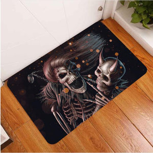 SnM - Beat To The Bone Door Mat
