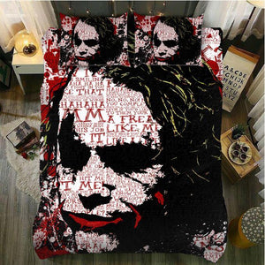 SnM - Bloody Thought Bedding Set Cover