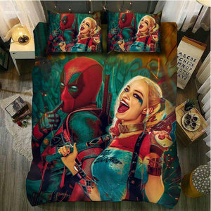 SnM  - Harley Pool Bedding Set Cover
