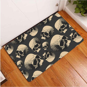 SnM - Skull Weightless Door Mat