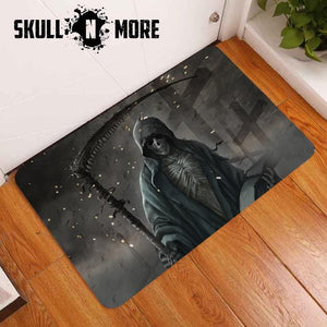 SnM - The Death Note Door Mat
