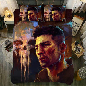 SnM - The Punisher 1 Bedding Set Cover