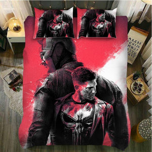 SnM - The Punisher 2 Bedding Set Cover