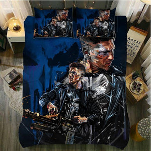 SnM - The Punisher 3 Bedding Set Cover