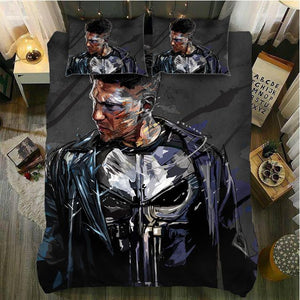 SnM - The Punisher 4 Bedding Set Cover