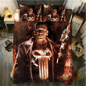 SnM - The Punisher 5 Bedding Set Cover