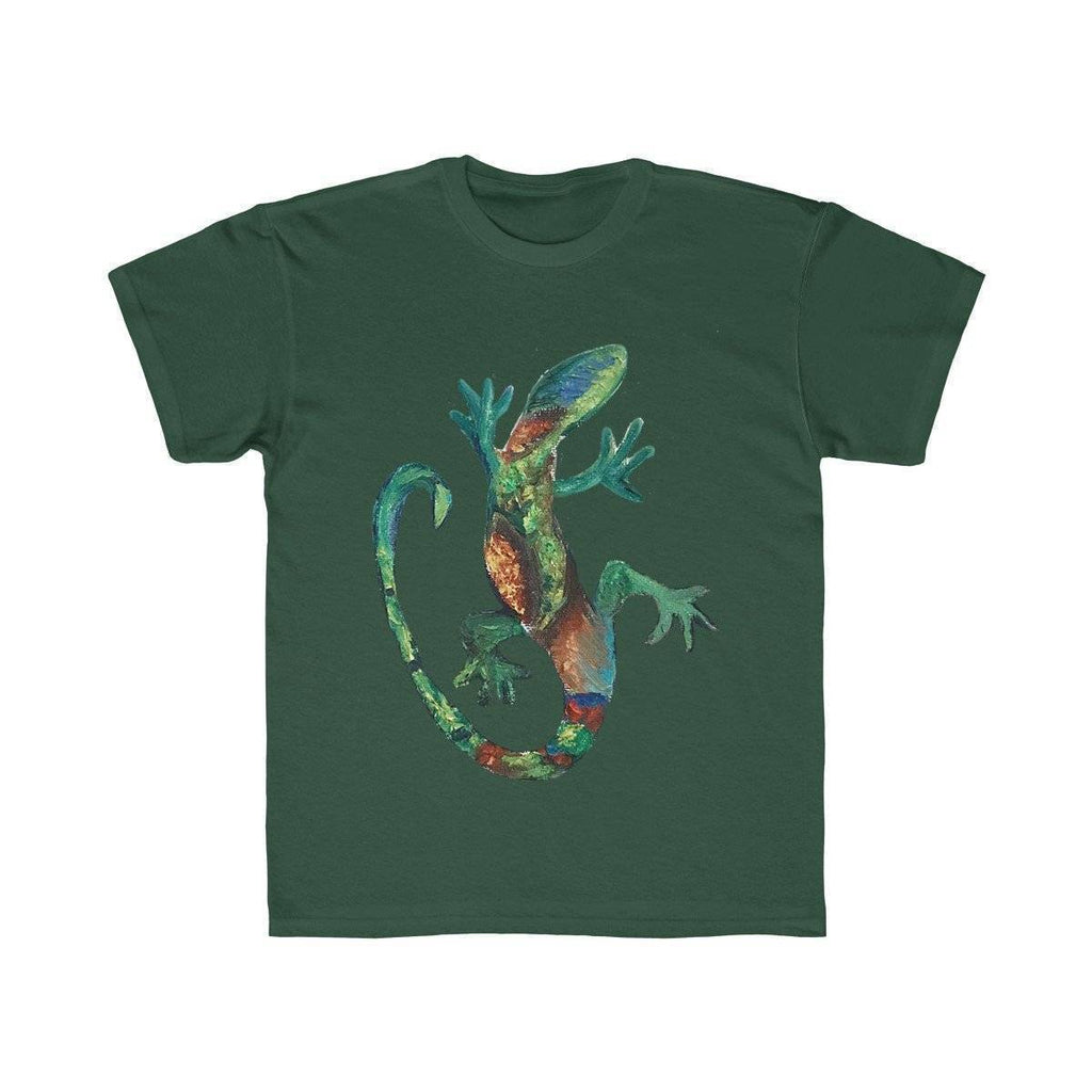 Wise Lizard Kids Regular Fit Tee
