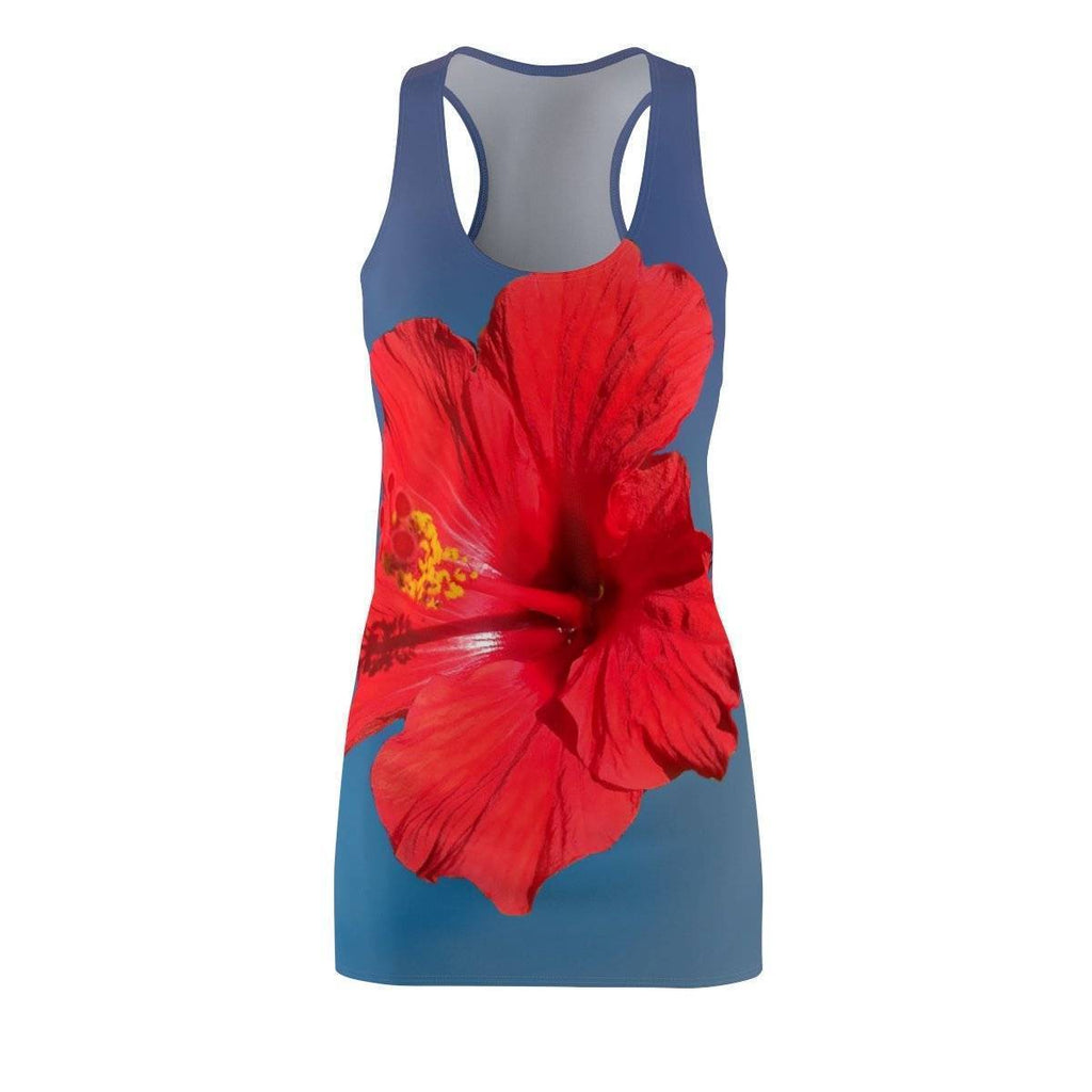 Hibiscus Racerback Dress
