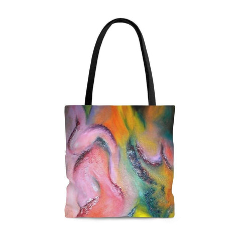 Figures Tote Bag
