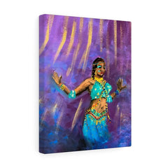 Afrobeat Canvas Gallery Print