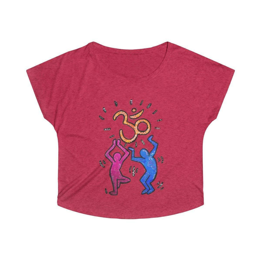 Pop Art Yogi Women's Tee