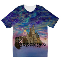 Image of Kids' Sublimation T-Shirt