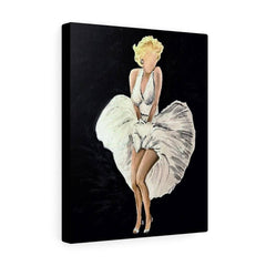 Monroe Canvas Gallery Print