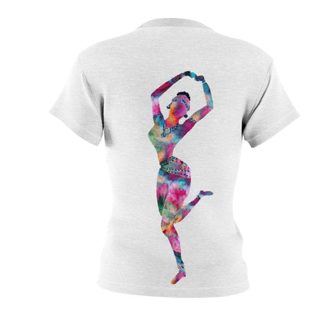 Spring Colors Temple Dancer Tee