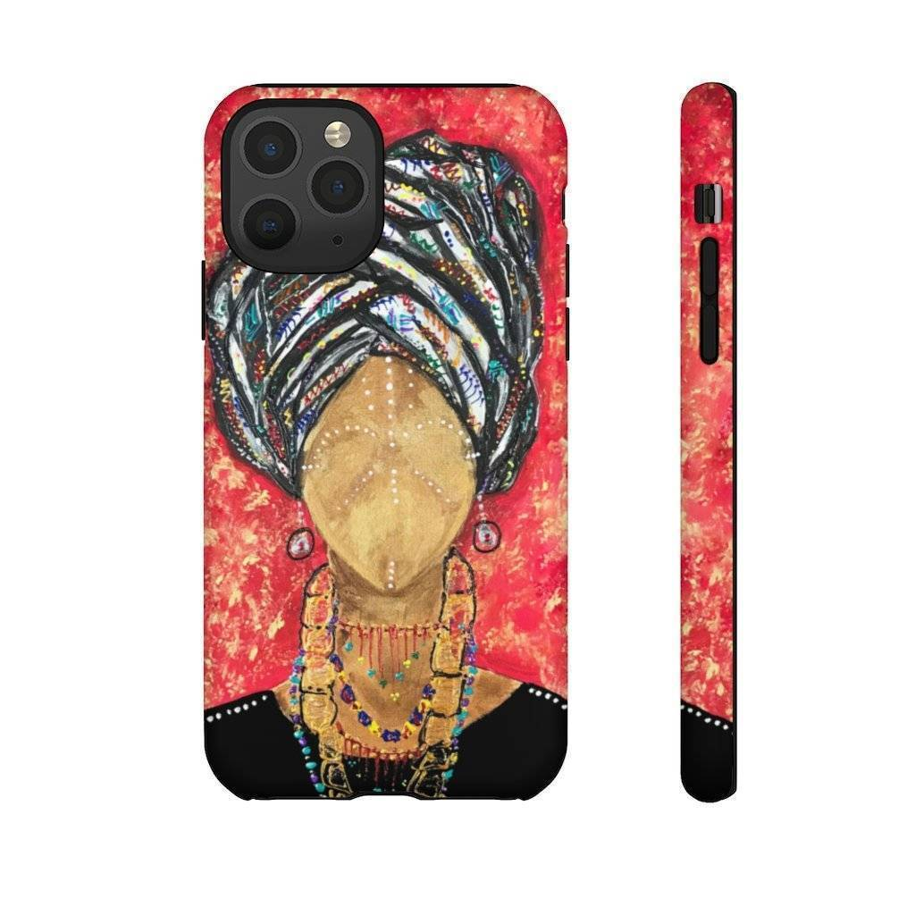 Fela's Queen Phone Case (Tough Case)