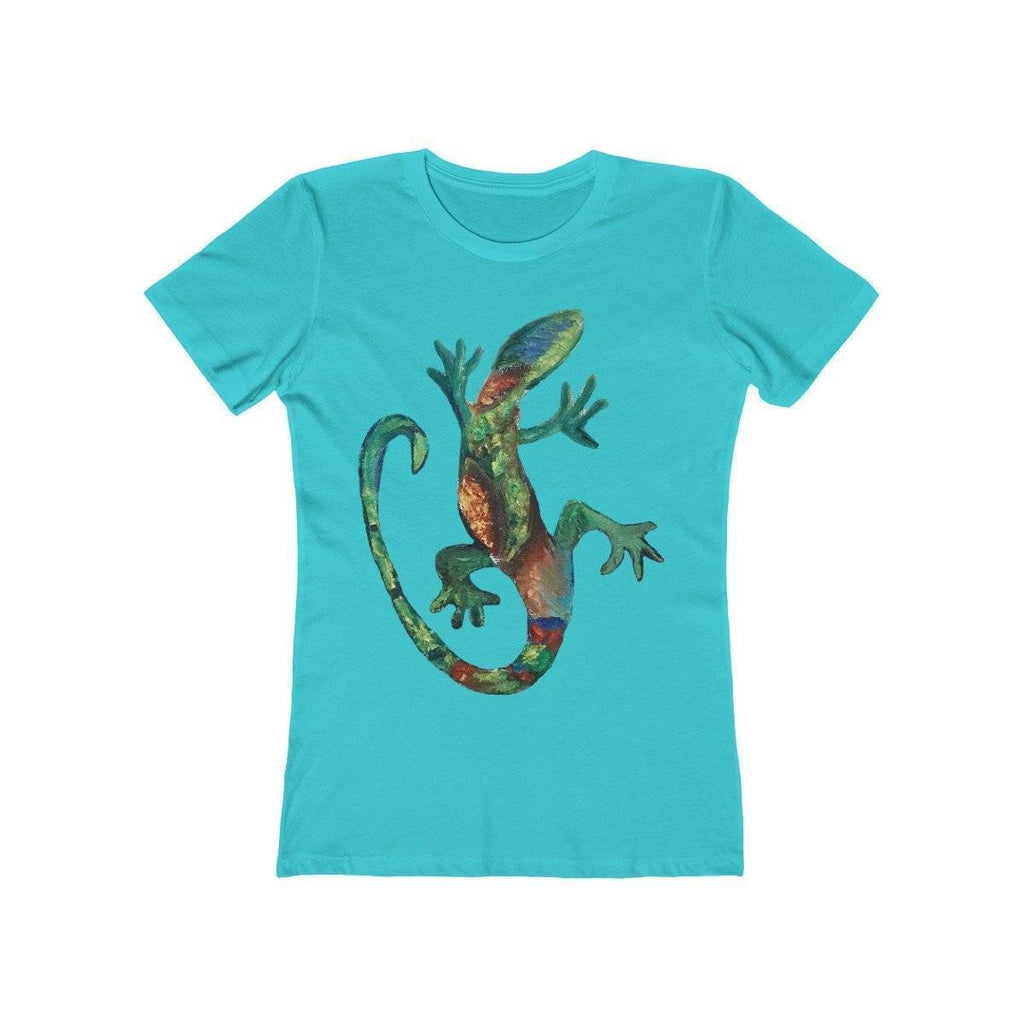 Wise Lizard Women's Tee
