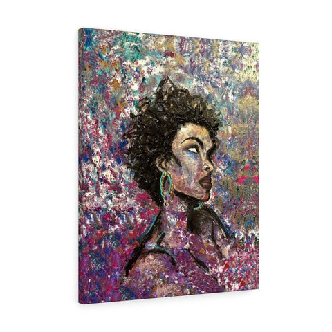 Lady Soul Canvas Gallery Print