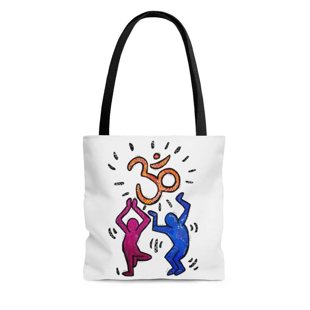 Pop Art Yogi Tote Bag