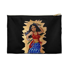 Desi Wonder Woman Accessory Pouch