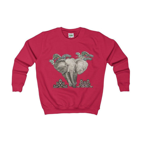 Elephant Kids Sweatshirt