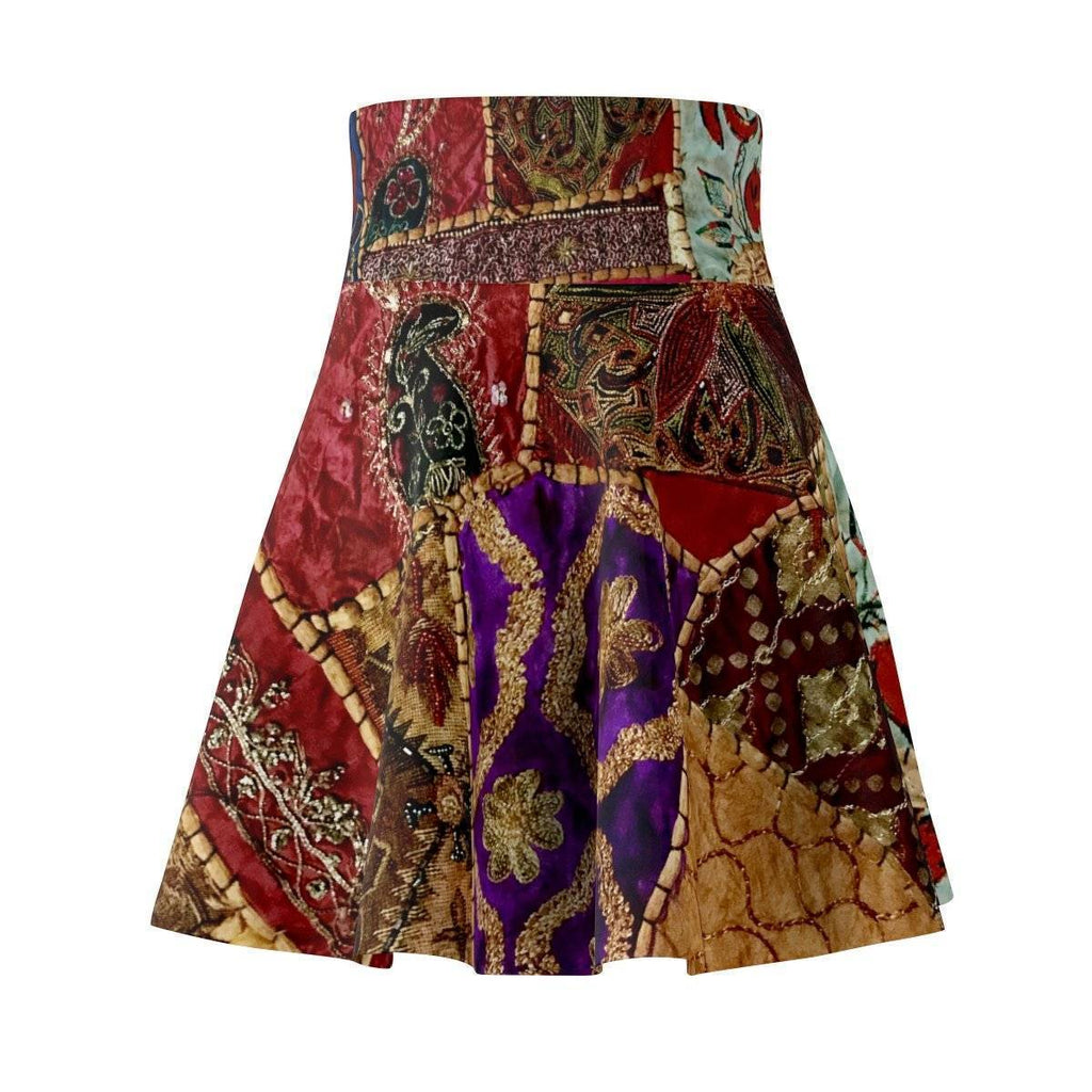 Desi Patchwork Skirt