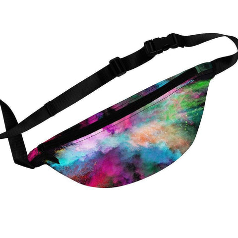Water Color Fanny Pack