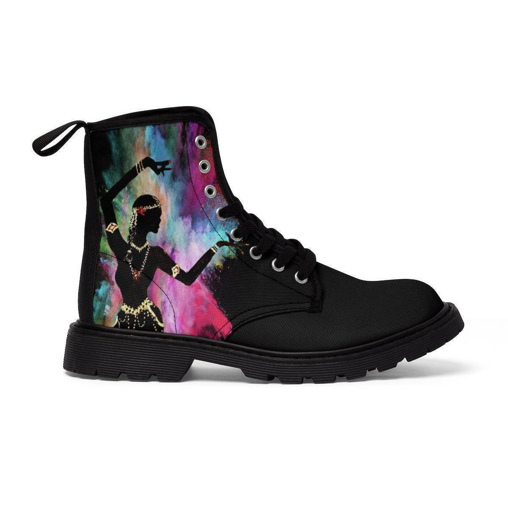 Holi Hai Dancer Women's Boots