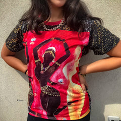 3 Temple Dancers Women's Tee