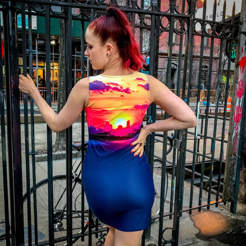 Brooklyn Sunrise Dress