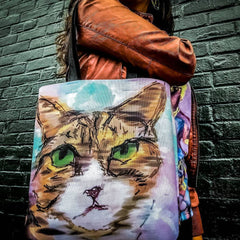 Sweetu Tote Bag