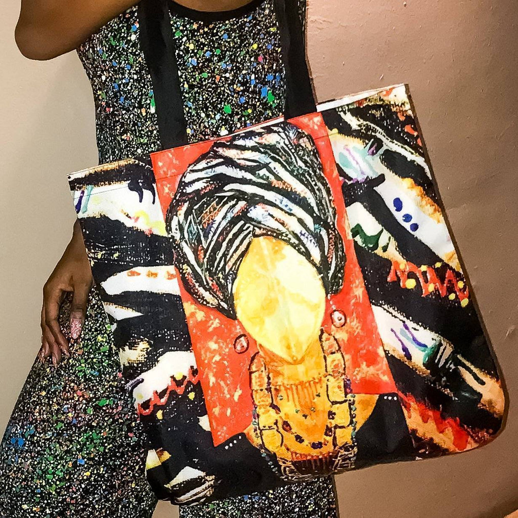 Fela's Queen Tote Bag
