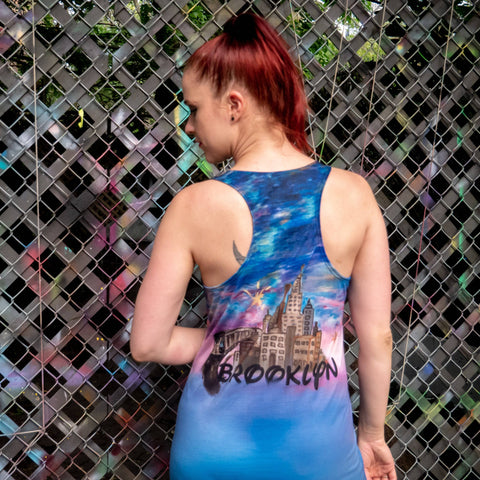 Brooklyn Kingdom Racerback Dress