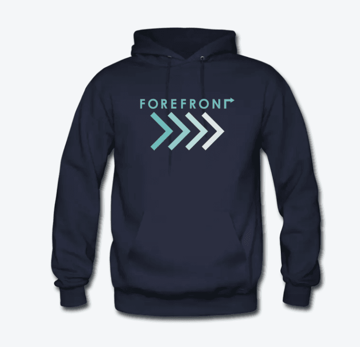 Forefront Unisex Hoodie