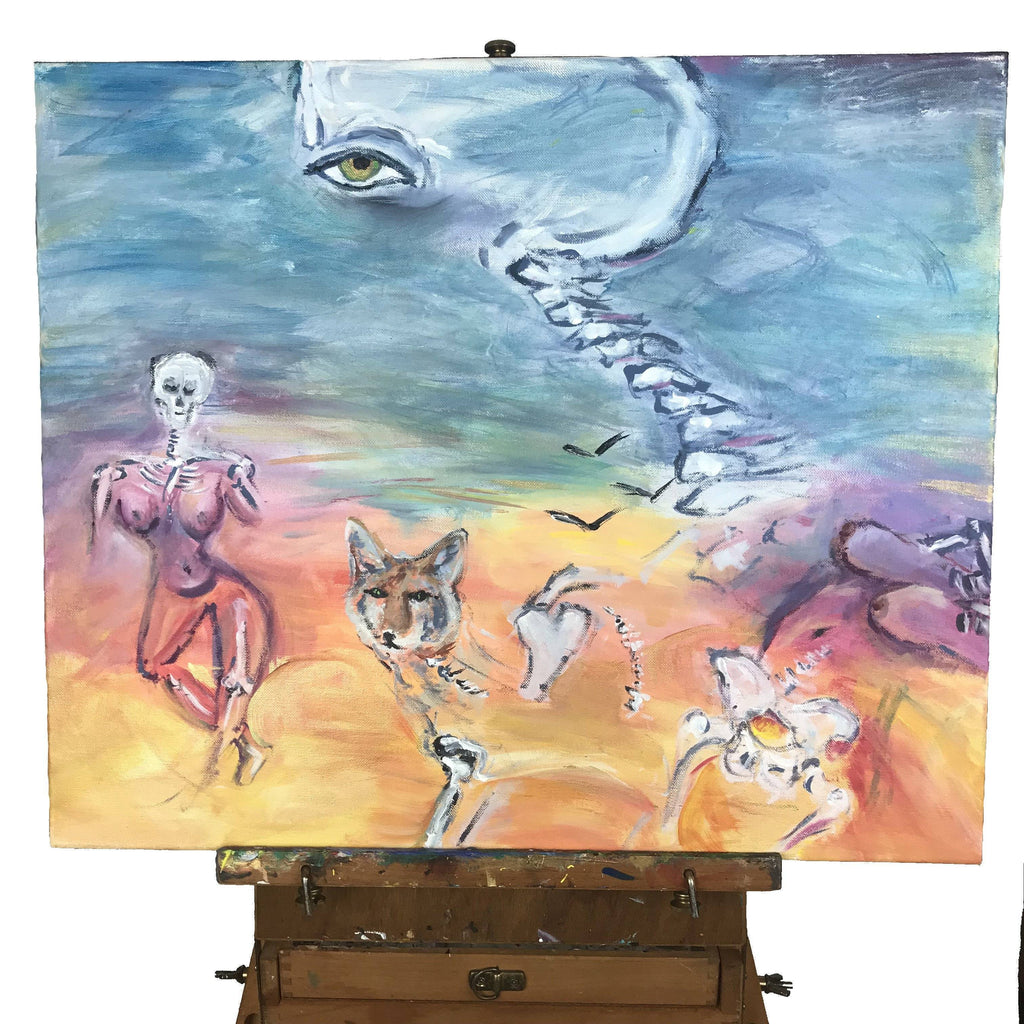 Surrealism Painting