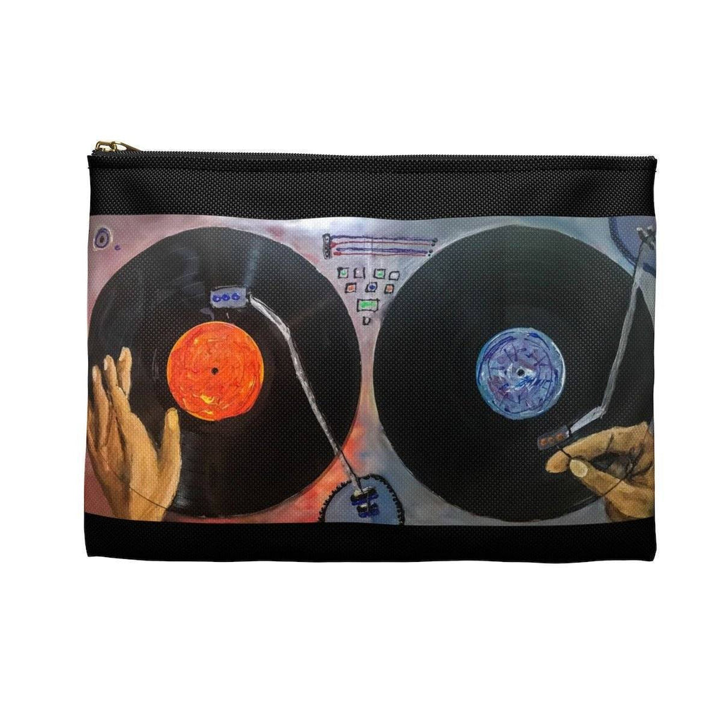 Turntable Accessory Pouch