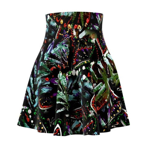 Jungle Leaves Skirt